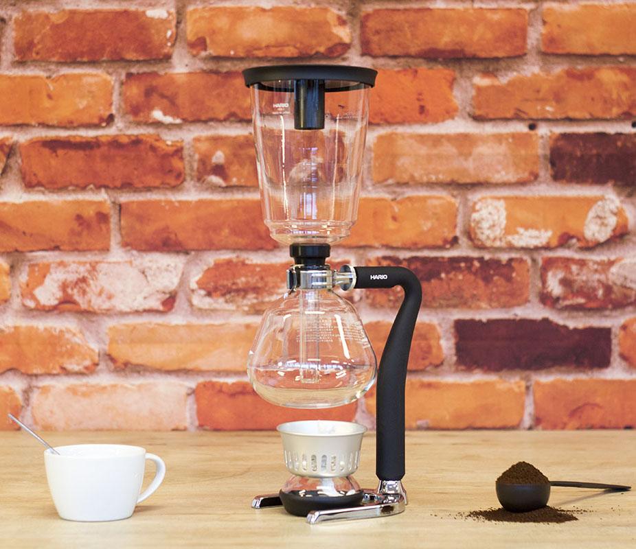 Cafetière à dépression - Siphon 5 tasses Technica