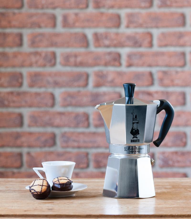 Coffret Bialetti + 2 cafés découverte 5