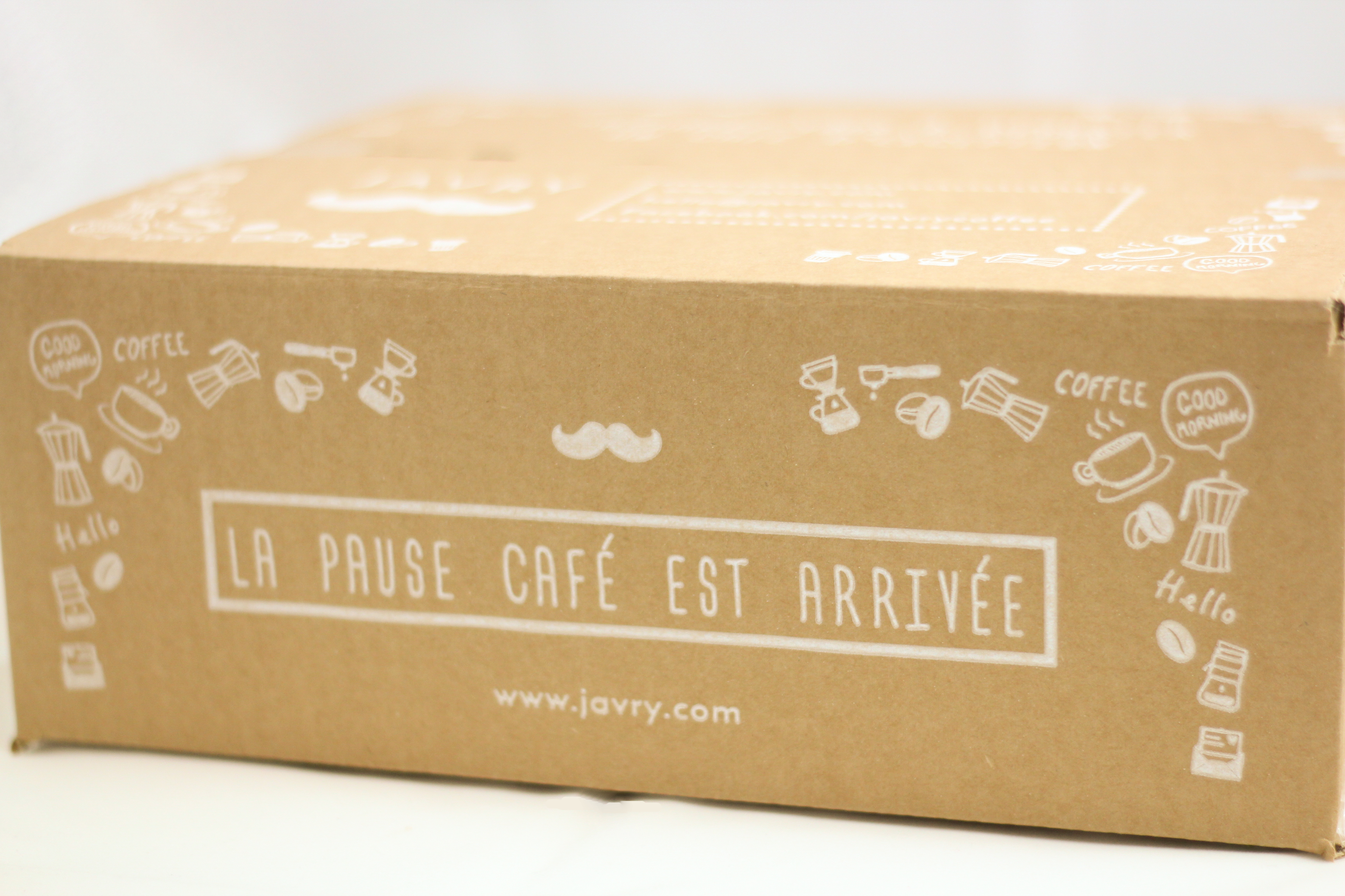 Mini Coffret Thé & Café (moulu)