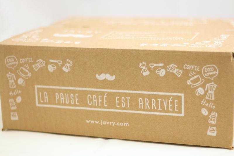 Coffret Thé (sachets) & Café (moulu) 2