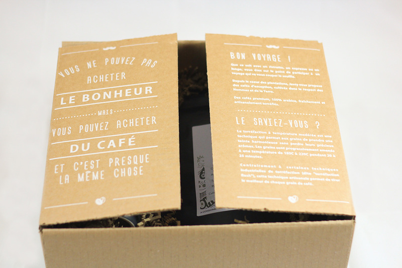 Coffret Thé (sachets) & Café (moulu) 4