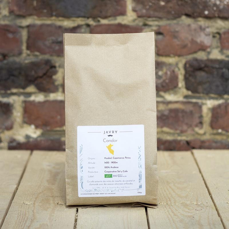 Coffret Gourmand Thé & Café (grains) 6