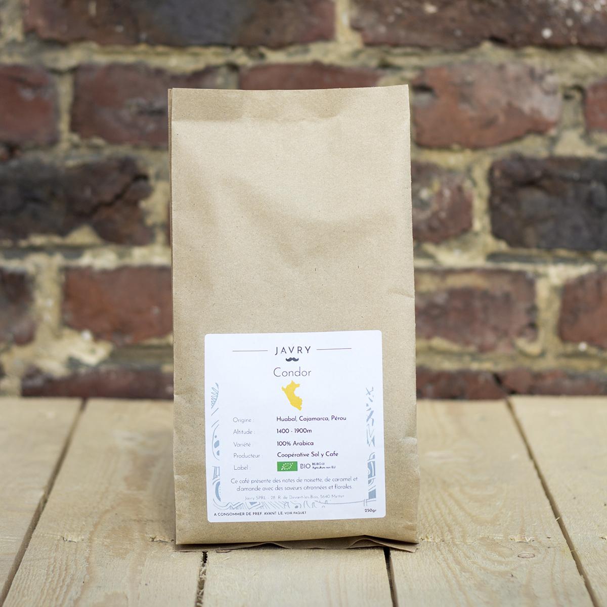 Coffret Thé & Café (grains)