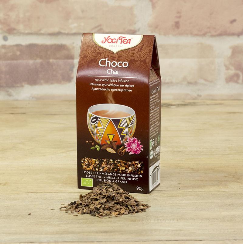 Choco Chaï Yogi Tea - 90gr 1