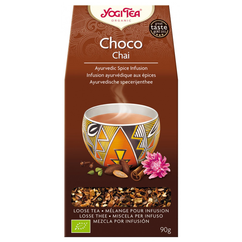 Choco Chaï Yogi Tea - 90gr 3