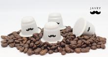 Moustache caps