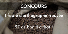 Concours faute ortho