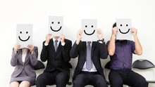 Employes heureux