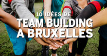 Team building bruxelles