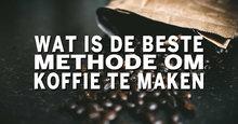 Best methode