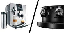 Bonen vs nespresso