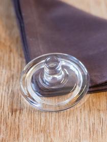 Couvercle en verre pour cafetiere Chemex