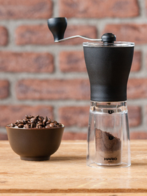 Moulin à café manuel Slim 24g avec meules en céramique