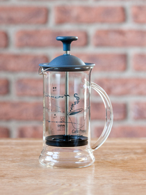 French Press Slim S Black - 250ml