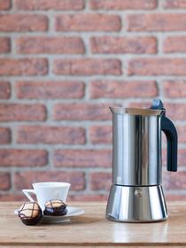 Koffiemaker voor inductie Venus Elegance Bialetti 6 kopjes
