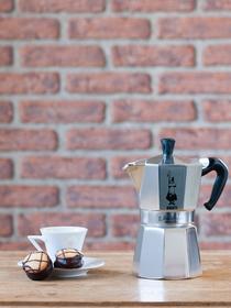 Italiaanse espressomaker Moka Express Bialetti - 4 kopjes