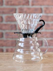 Kit Hario V60 - Verre 1 à 4 tasses