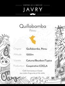 Pérou -BIO - 500g - Moulu