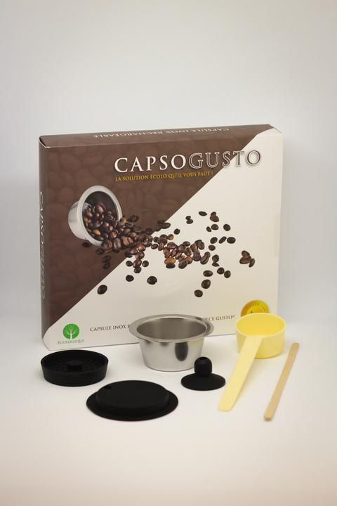 Herbruikbare capsules Dolce Gusto®