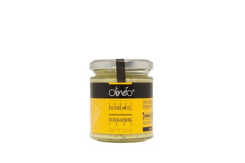 Sauce Lineo Poivre Miel 160g