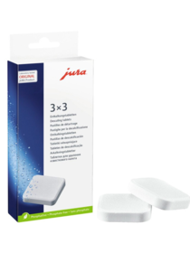 Jura descaling tablets - 9 pieces