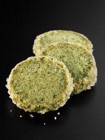 Biscuits au thé vert