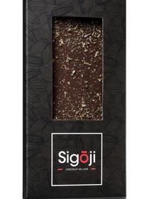 Chocolat basilic & poivre