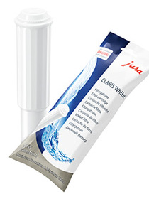 Claris White water filter for Jura