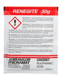 Anti calcaire Bravilor Renegite - 60 sachets