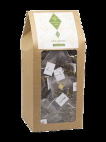 Green tea Lady Grey - 50 pieces