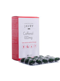 Caffenol - Boite de 30 gélules