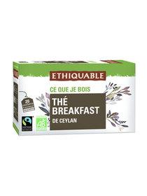 Thé Breakfast de Ceylan Éthiquable