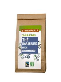 Thé noir du Darjeeling en vrac - Éthiquable