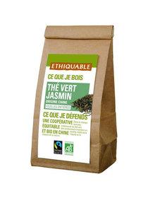 Thé vert Jasmin en vrac - Ethiquable
