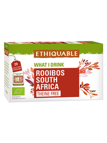 Rooibos d'Afrique du Sud Éthiquable