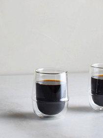 Verre à café à double paroi - 25cl - 1 pièce