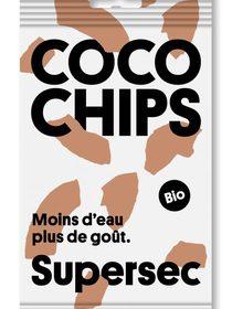 Supersec - Fruits secs - Coco chips