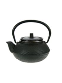 Théière noire en fonte Kobe - 300ml