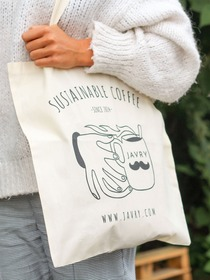 Tote Bag Javry - organic cotton