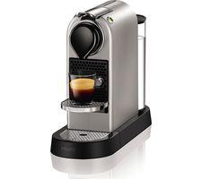 Handleiding Krups Nespresso CitiZ - EN, FR, NL