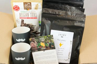 Coffrets Découverte en café en grains