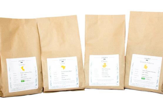 Koffie Packs